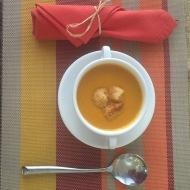 Pumpkin soup FTW